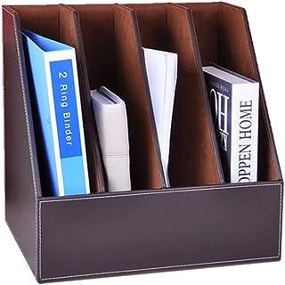 Nero 3 Vassoi Metallo Jinxin-Prodotti per ufficio Vassoi Porta Documenti Vaschette Porta-Documenti e Lettere da Scrivania 29.5 * 35 * 25 cm