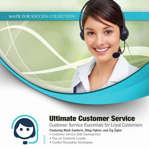 Ultimate Customer Service audiobook cover art