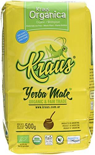 Yerba Mate Kraus Bio Mate Organic 500g