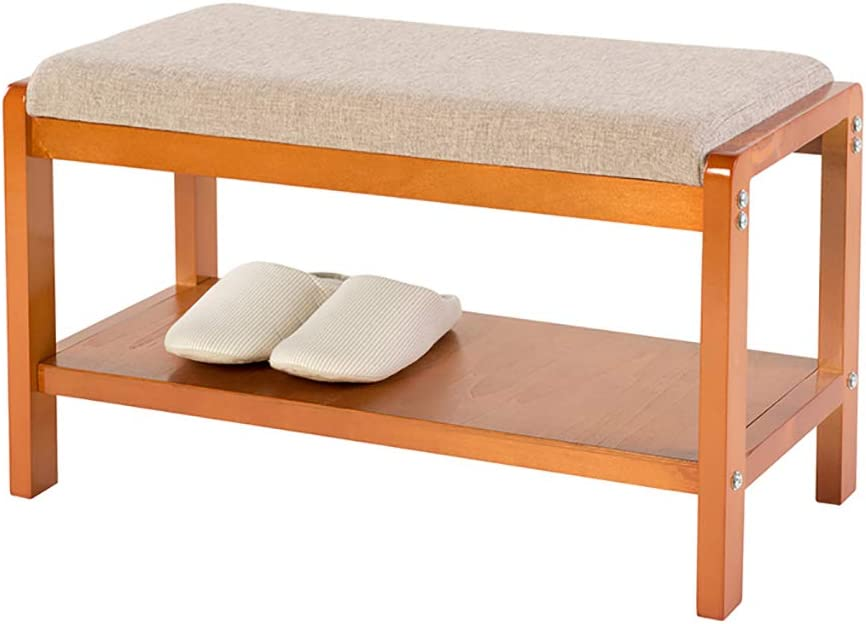 Change Shoe A surprise price is realized Bench Solid Wood sit Simple Stool Gifts Hall