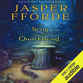 The Song of the Quarkbeast audiobook cover art