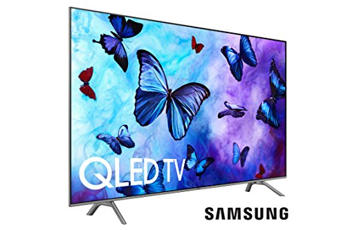 Samsung QN75Q6 Flat 75 QLED 4K UHD 6 Series Smart TV 2018