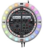 Zoom ARQ AR-48 All-In-One Production and Live Performance Instrument, Drum Machine, Sequencer, Looper, Clip Launcher, MIDI Controller, with Accelerometer Equipped Ring Controller