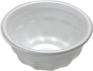 ストリックスデザイン 日本製 発泡どんぶり 大 白 直径15.3×6.5cm 600ml  DR-331 50個入