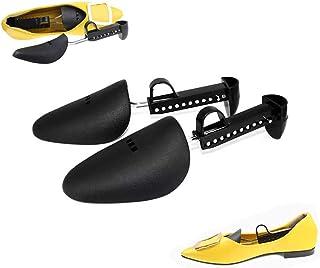 Set de 2 Hormas para zapatos Par Extensor de zapatos ajustable para Mujeres y Hombres Mantén tus zapatos Protegidos y Evitar su deformación