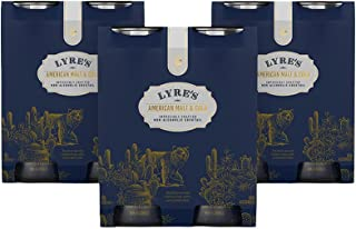 Lyre's Non-Alcoholic Malt & Cola Ready to Drink - Pack of 12 (3 Packs of 4 X 250 mL)