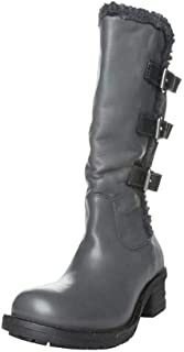 62f42bb51d8 Miss Sixty - Botas de material sintético para niña gris gris