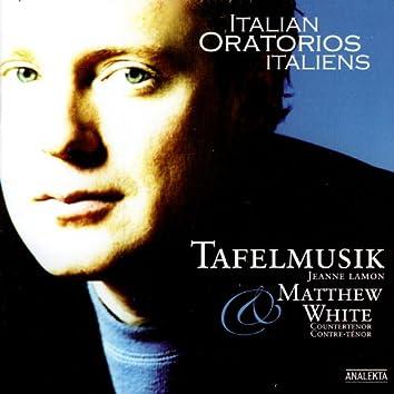 Italian Oratorios: Vivaldi, Scarlatti, Caldara, Zelenka
