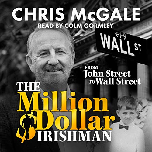 The Million Dollar Irishman cover art