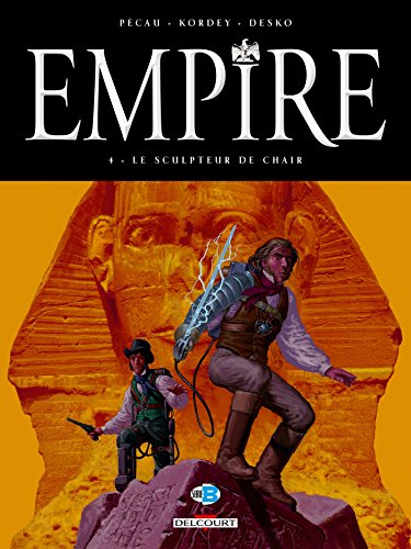 Empire 4: Le Sculpteur de chair