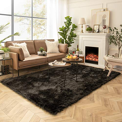 Sheepskin Fur Area Rug