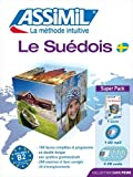 Le Suédois - Livre + 4 CD audio + 1 CD mp3