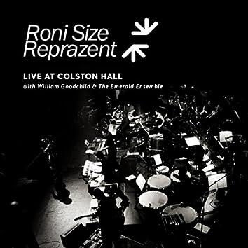 Live at Colston Hall