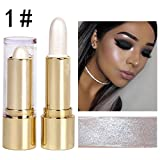 ROPALIA Gesicht Eye Highlighter Concealer Shimmer Stick 3 Farben