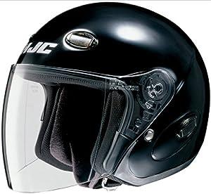 HJC Helmets CL 33 Helmet Black Medium - Hoamemroaoemornon
