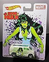 ☆ホットウィール☆The Hulk 77' Dodge バン
