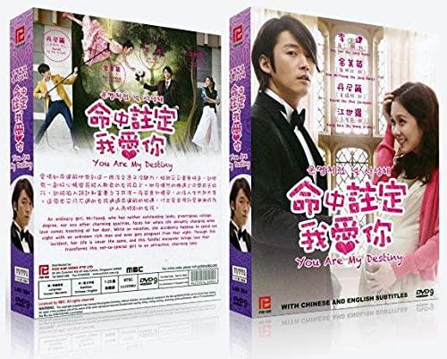 You Are My Destiny Korean TV Series - Drama DVD With English Subtitles