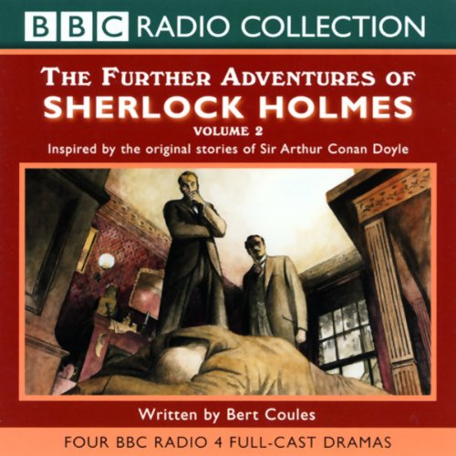 The Further Adventures of Sherlock Holmes cover art