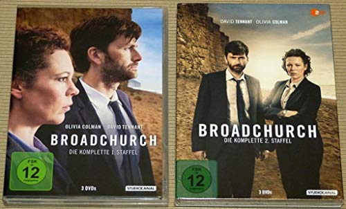 Broadchurch - Staffel 1+2
