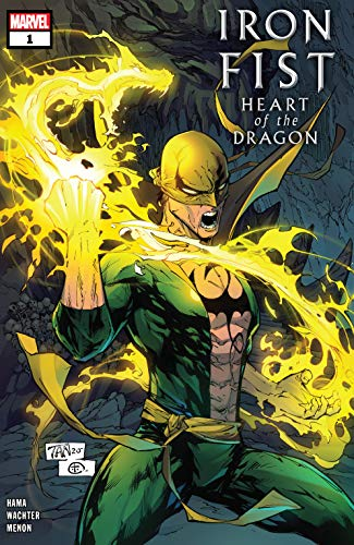 Iron Fist: Heart Of The Dragon (2021) #1 (of 6) (English Edition)