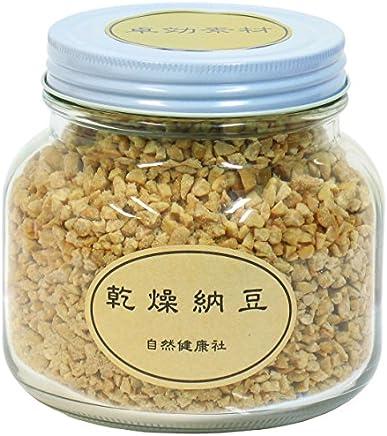 自然健康社 乾燥納豆 密封容器入り 170g