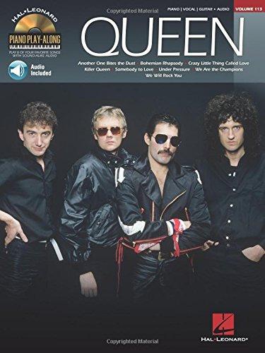 Piano Play-Along Volume 113: Queen: Play-Along, CD für Klavier, Gesang, Gitarre