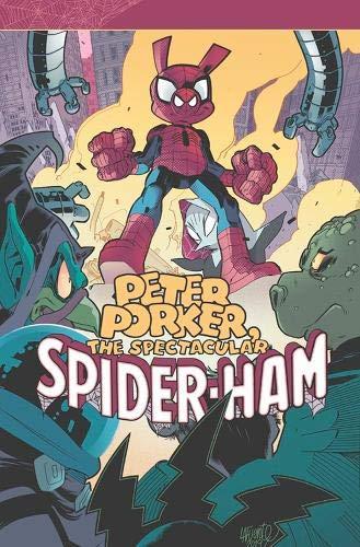 PETER PORKER SPECTACULAR SPIDER-HAM COMPLETE COLLECTION V