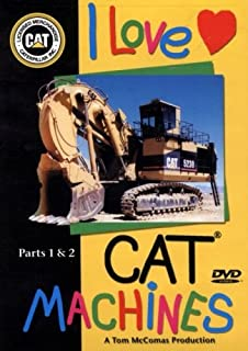 I Love Cat Machines Parts 1 and 2