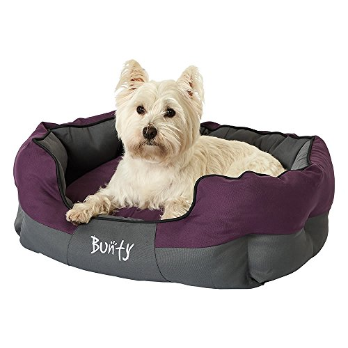 Bunty Anchor Dog Pet Bed, Soft Waterproof...