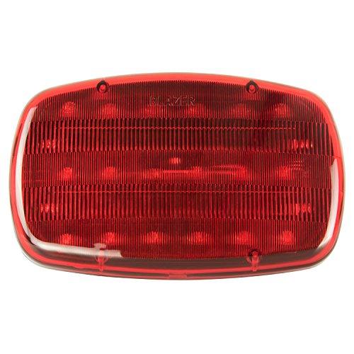 Blazer International C6350 LED Magnetic Emergency Light, Red