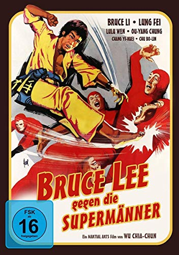 Bruce Lee gegen die Supermänner (Superdragon vs. Superman / Call me Dragon) [Alemania] [DVD]