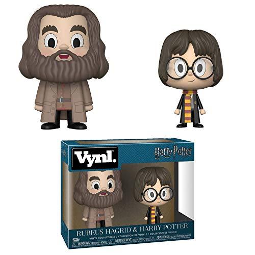 Vynl: Harry Potter: Harry & Hagrid