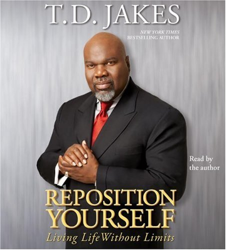 Reposition Yourself: Living Life Without Limits (5 CD Set)