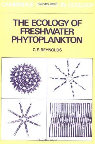 The Ecology of Freshwater Phytoplankton Cambridge Studies in Ecology product image