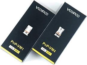 交換用コイル for VOOPOO VINCI シリーズ 5pcs (PnP-VM1(0.3Ω))