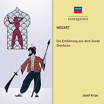 Mozart: Die Entführung aus dem Serail; Ouvertüren