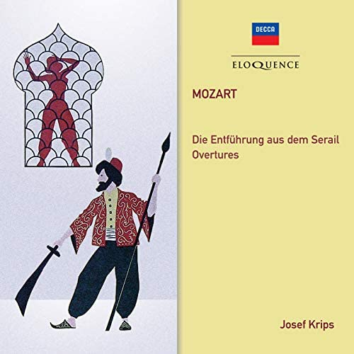 Josef Krips, Wiener Philharmoniker, Wilma Lipp, Emmy Loose, Endre Koreh, Peter Klein, Walther Ludwig & Heinz Woester