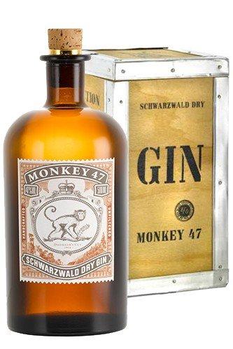 Monkey 47 Distillers Cut 2016 (Edición Limitada) + Caja de Regalo