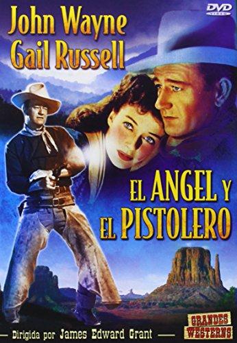 El angel y el pistolero [DVD]