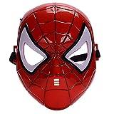 morningsilkwig máscara Spiderman cómics Traje superhéroe máscara de Ojos Marvel...