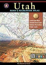 Utah Road & Recreation Atlas (Benchmark Maps) PDF