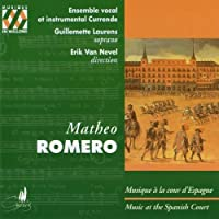 Music at the Court of Spain by Romero (1996-12-17)