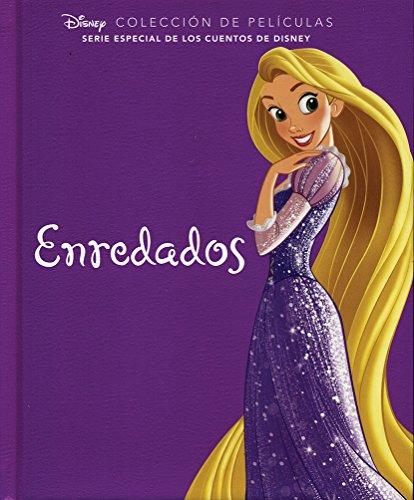 Disney colección de películas mini: enredados