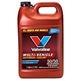Valvoline Multi-Vehicle 50/50 Prediluted Ready-to-Use  Antifreeze/Coolant 1 GA