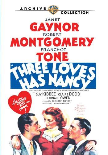 Three Loves Has Nancy [Edizione: Stati Uniti] [Reino Unido] [DVD]
