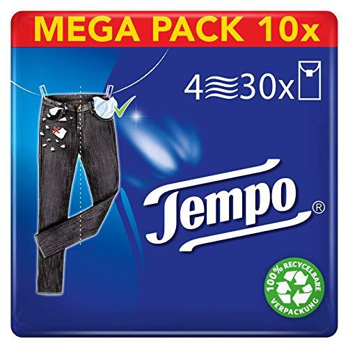 Tempo Taschentuch Tempo Standard, Riesenpackung 830339 300er Riesenpackung