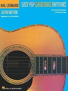 Easy Pop Christmas Rhythms: Supplement to Any Guitar Method