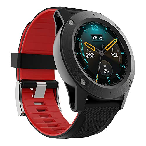 TEZER Smart Watch, Fitness Tracker with Heart Rate Monitor, Activity Tracker with 7 Sport Modes, IP67 Waterproof Pedometer Smartwatch with Sleep Monitor, Step Counter for Women and Men