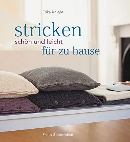 Stricken - schön und leicht für zu Hause