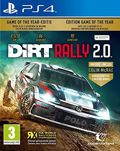 Sconosciuto Dirt Rally 2.0 Gioco dell'anno Edizione incl. Colin McRae FLATOUTPack